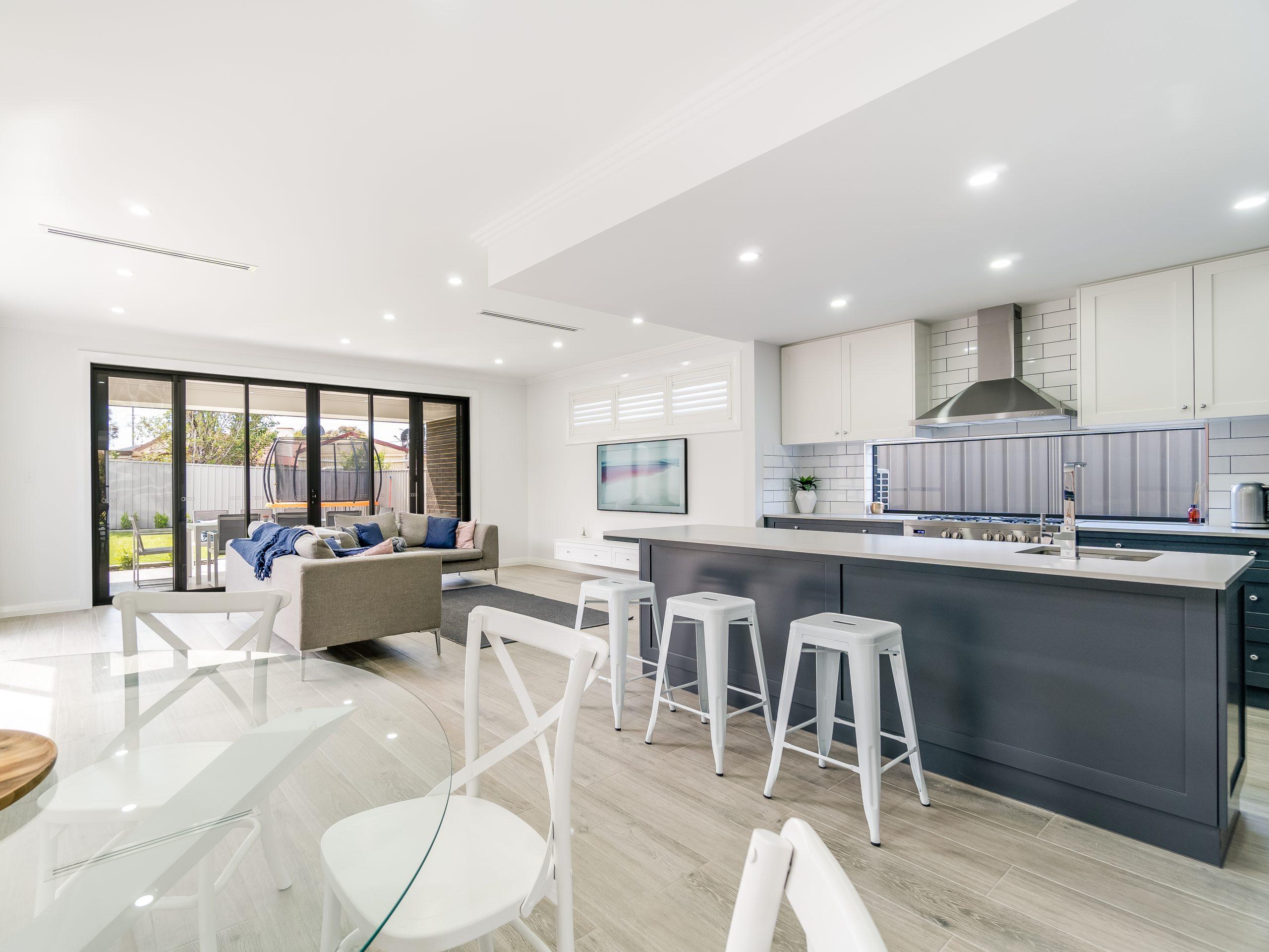 Kidman Park - Kidman - HBC Homes Adelaide - Living