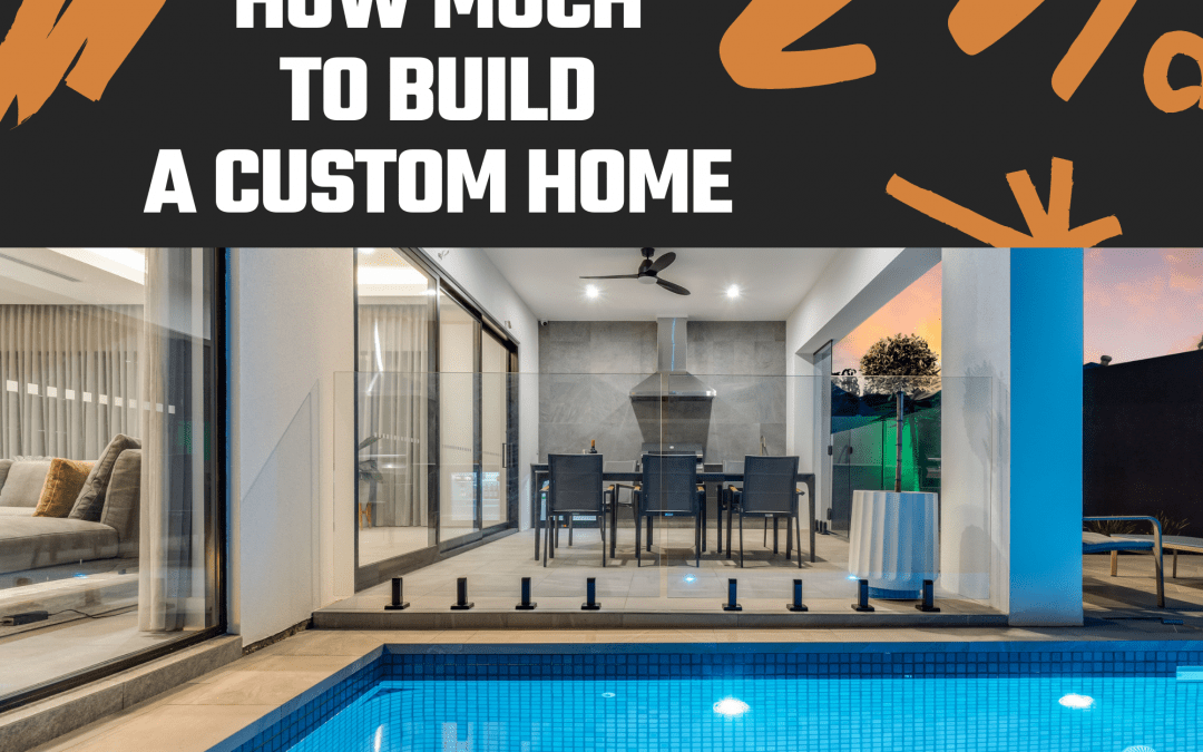 How much does it cost to build a custom home in Adelaide